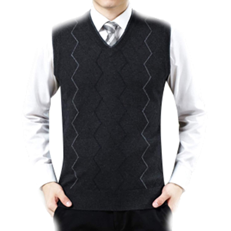 0003d572c65 Amazon.com: LOG SWIT Sweater Pullover Knit Vest for Men Sleeveless ...