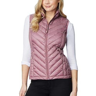 32 DEGREES Womens Packable Vest at Women's Coats Shop
