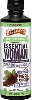 product image for Barlean's Seriously Delicious Essential Woman, Chocolate Mint, 16-oz