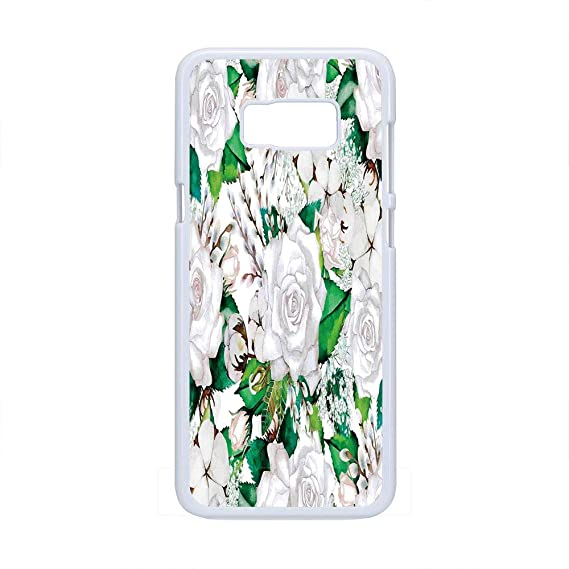 Amazon Cell Phone Case Compatible Samsung Galaxy S8 Plusroses