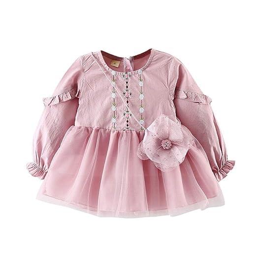 21bd0f7df Amazon.com  Fedi Apparel Baby Girls Toddler Infant Tutu Dress Floral ...