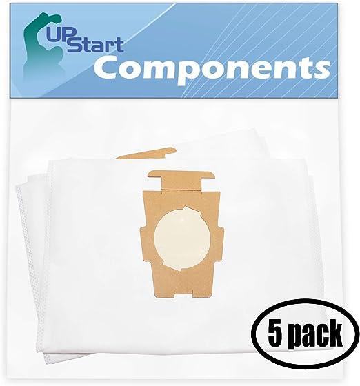 Plus 2 Belts Kirby Sentria Vacuum HEPA Bags Style F 6 Pack