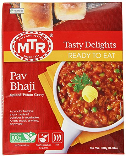 Mtr   Pav Bhaji  Spiced Potato Gravy  300G