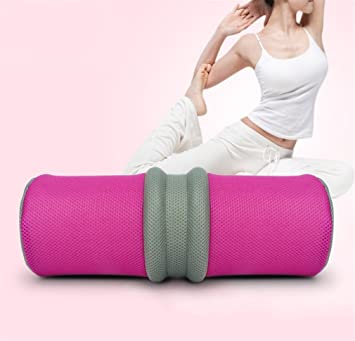LUCKY-U Yoga Bolster, Strenching Yoga Ejercicio Body Support ...