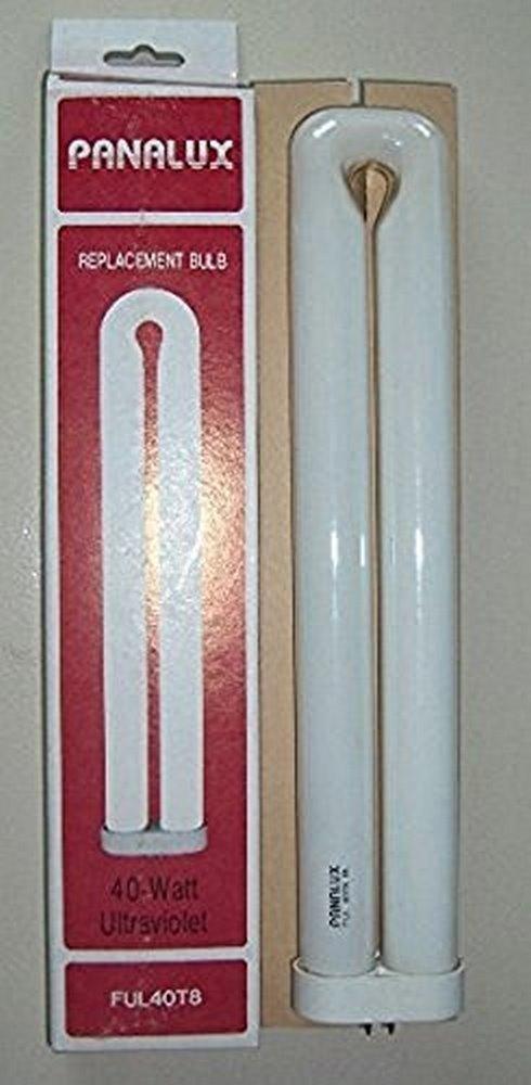 Panalux FUL40T8 40-Watt Ultraviolet Replacement BugZapper Bulb