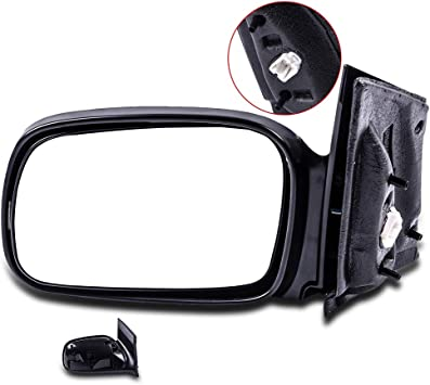 Aintier Side Mirror Compatible with 2006-2011 Honda Civic Exterior Mirror with Power Adjusted
