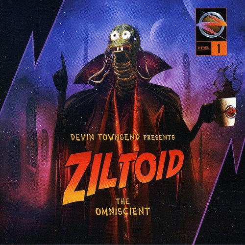 CD : Devin Townsend - Ziltoid the Omniscient (Holland - Import)