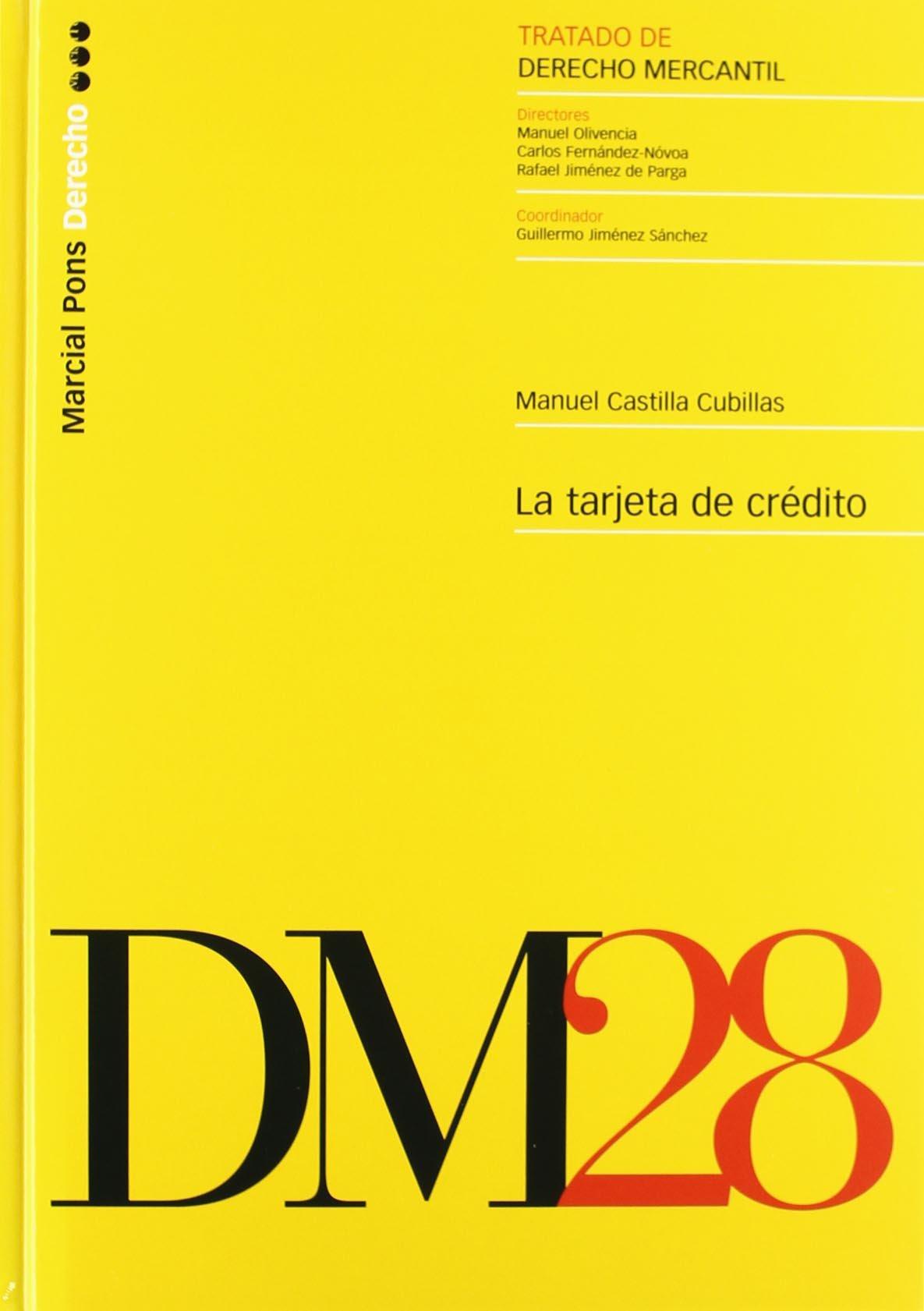 La tarjeta de crédito: Manuel Castilla Cubillas ...