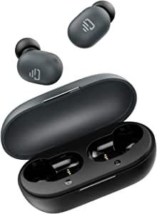 Dudios True Wireless Earbuds, Bluetooth 5.0 Free Mini Earphone with 7.2mm Enhanced Drivers(Smart Touch, Easy-Pair, Built-in Mic, 15 Hours Playtime)