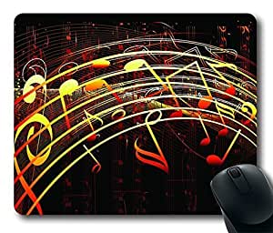 Design Mouse Pad Desktop Laptop Mousepads The Dynamic Notes Comfortable Office Mouse Pad Mat Cute Gaming Mouse Pad