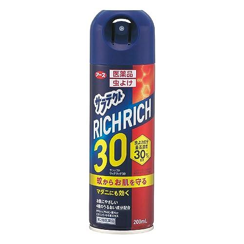 医薬品 サラテクト リッチリッチ30 200mL