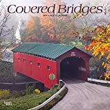 Covered Bridges 2019 12 x 12 Inch Monthly Square Wall Calendar, USA United States of America Scenic Rural Country (Multilingual Edition)