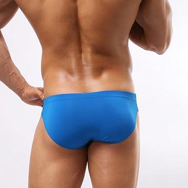 Calzoncillos Hombre, Winwintom Hombre Ropa Interior Underwear, Calzoncillos para Hombres Slips De AlgodóN De La Ropa Interior Transpirables CóModos Interio, ...