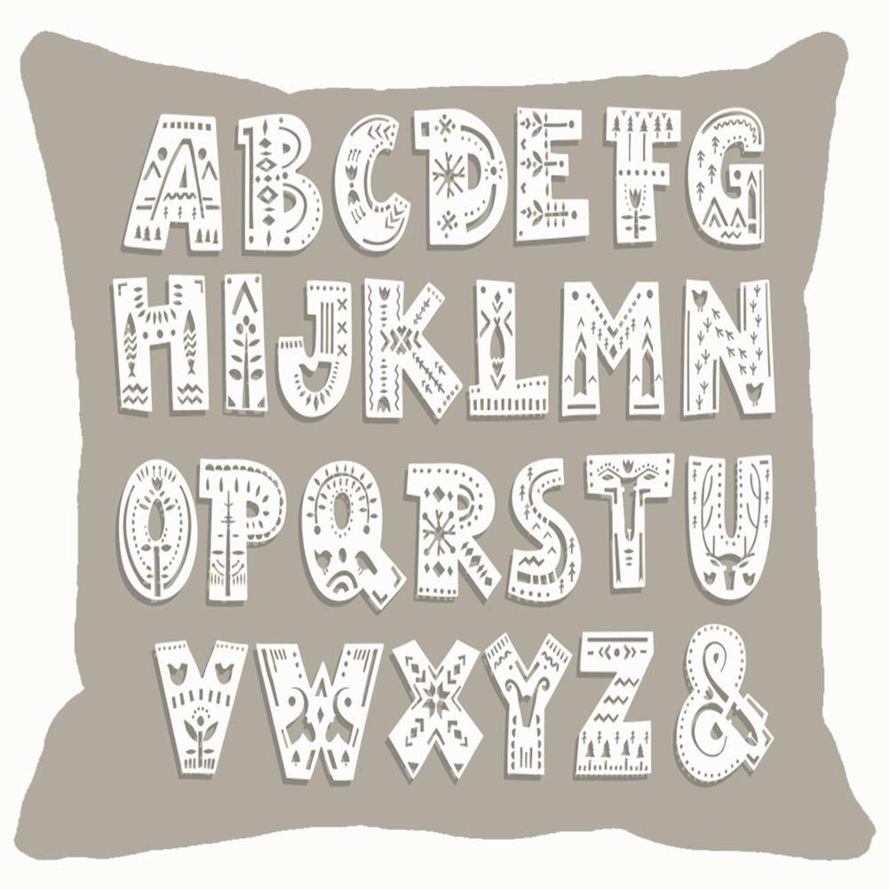 Fantastic Amazon Com Good Capital Alphabet Cut Out Letters Signs Dailytribune Chair Design For Home Dailytribuneorg