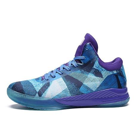 IV-YDLJ Zapatillas De Baloncesto Zapatos Casuales, Zapatillas ...
