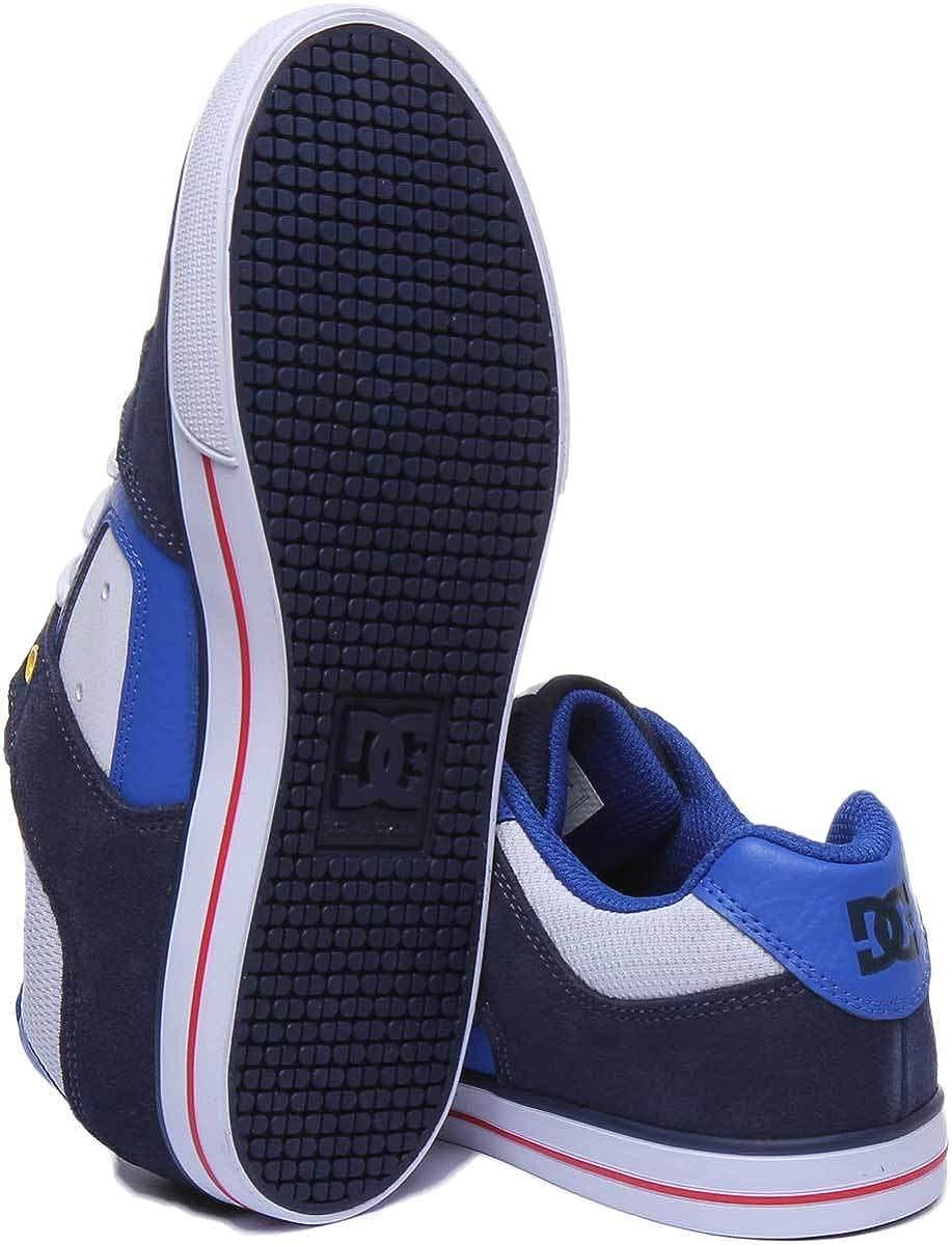 DC Shoes Boys/' Pure Skateboarding Shoes