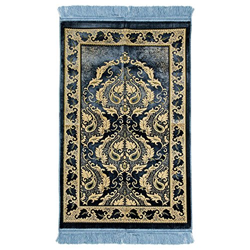 light blue prayer mat - 8