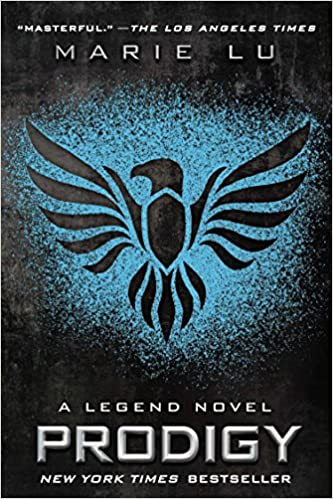 Amazon com: Prodigy (9780142427552): Marie Lu: Books