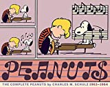 The Complete Peanuts 1967-1970 Box Set