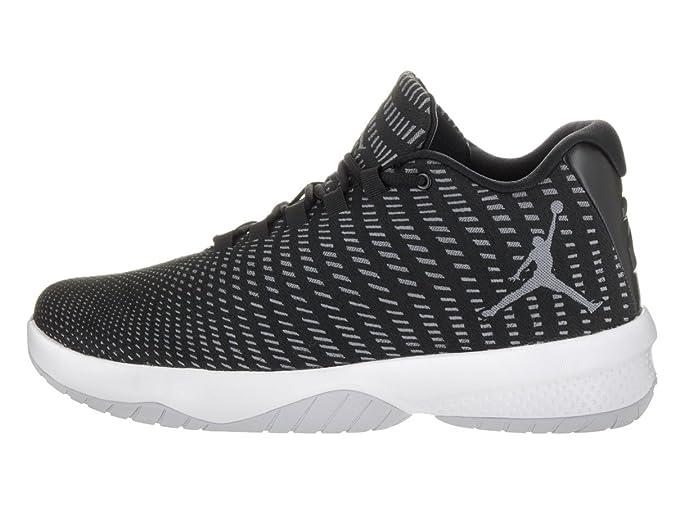 5002b147b56 Amazon.com | Jordan Mens B.Fly Round Toe Lace-Up Basketball Shoes | Running