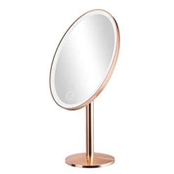 Amazon Com Elgood Lighted Vanity Makeup Mirror With 25 Led Lights