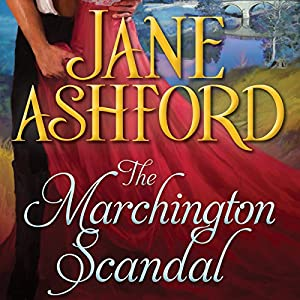 The Marchington Scandal Audiobook