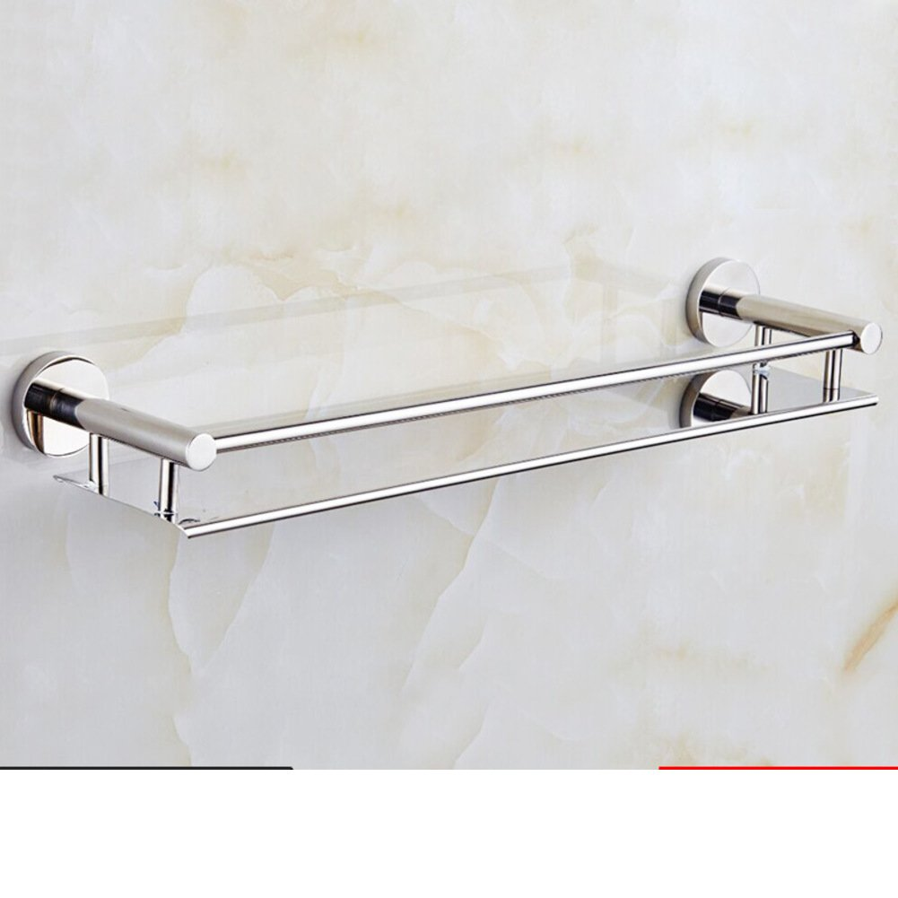 Stainless steel bathroom shelf /the shelf in the bathroom/Bathroom wall-B durable modeling