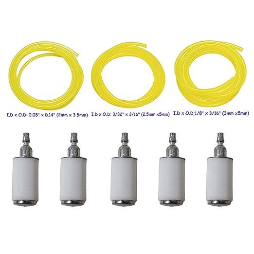 HIFROM filtros de combustible 530095646 con 3 tamaño 4 pies línea ...
