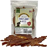 Green Butterfly Brands Dog Jerky Treats – Premium Turkey Breast – Dog Treats Made in USA Only. All Natural – Grain Free, No P