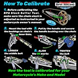 BPA-RACING Motorcycle Chain Slack Adjuster Tool