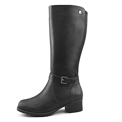 Clearance sale unique style buy Comfy Moda Women's Wide Calf Tall Winter Boots Emma