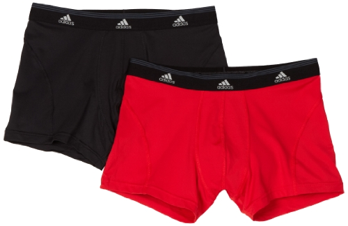 adidas Men's Sport Performance Climalite 2-Pack Trunk