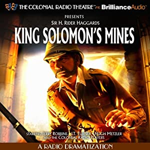 King Solomon's Mines Radio/TV Program