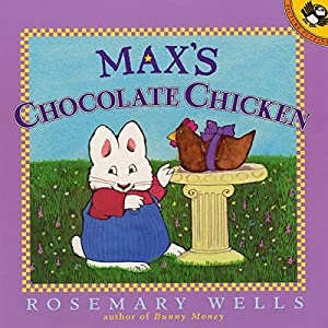 Max's Chocolate Chicken Audiobook