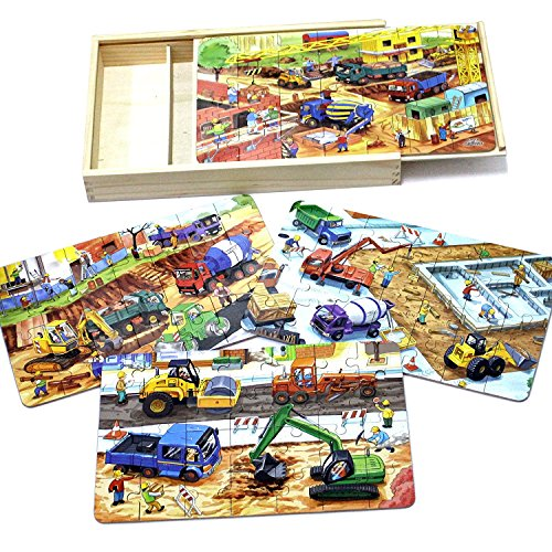 4in 1 Puzzle - 8