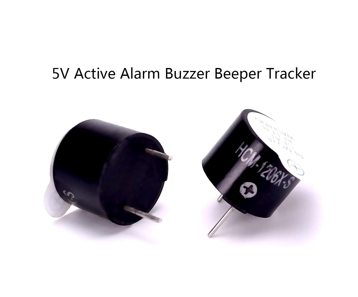 5X Super Loud 5V Active Alarm Buzzer Beeper Tracker 9*5.5mm for Racing Drone BE