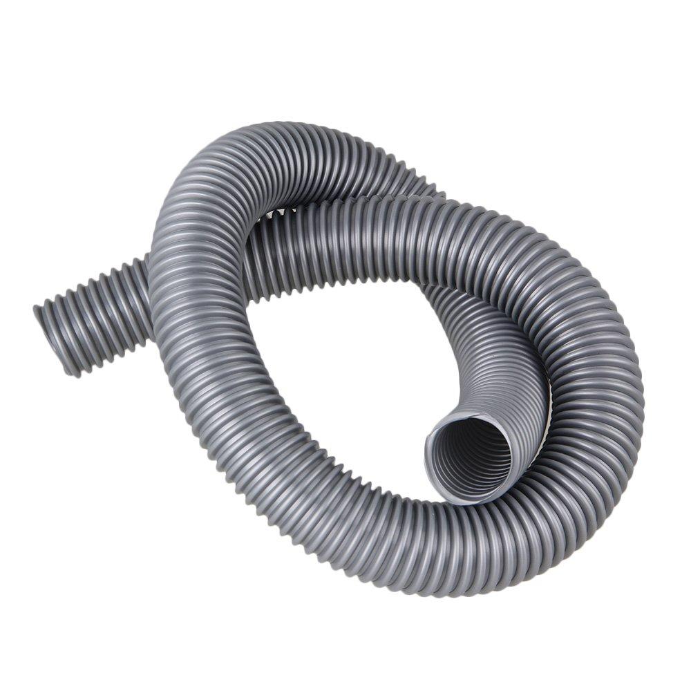 Mxfans Gray Basic Central Vacuum Hose 35mm Extension Flexible Vacuum Line Model 00245 blhlltd