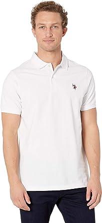 US Polo Assn. Men's Multi Logo Polo