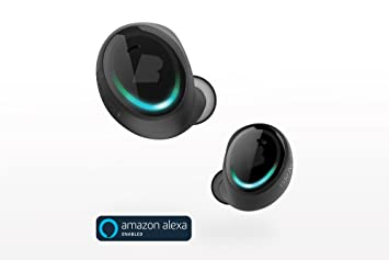 fec9701569b Image Unavailable. Image not available for. Colour: Bragi The Dash Pro, true  wireless earbuds with Amazon Alexa, black