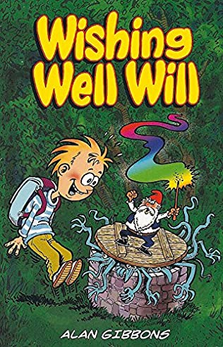 book cover of Wishing Well Will