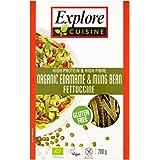 Explore Cuisine Organic Edamame and Mung Bean Fettuccine, 200 g