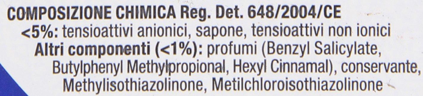 Brezza Azur-detergente para ropa a Mano y a máquina, aroma de flor de Loto 1820-ml: Amazon.es: Alimentación y bebidas