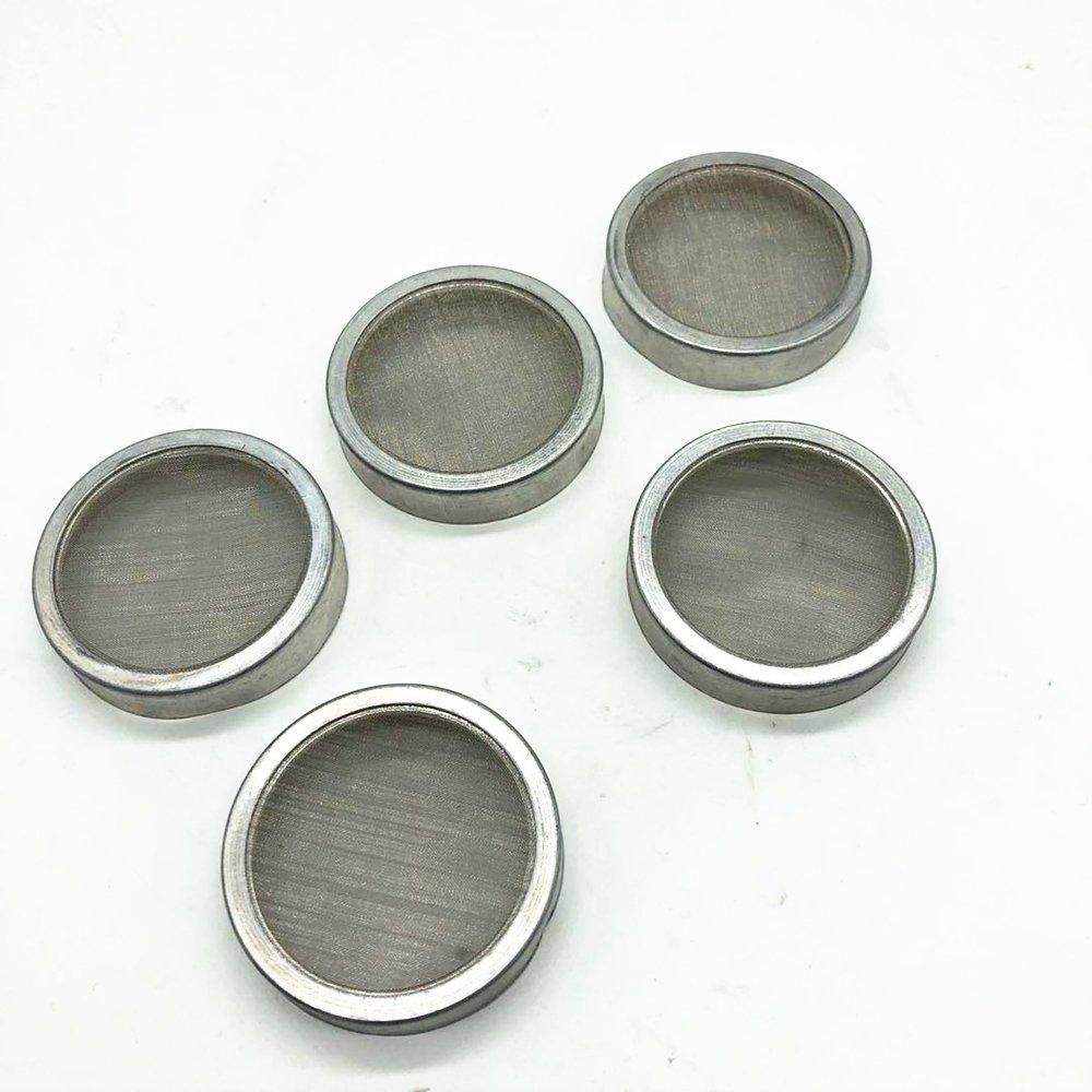 5pcs 52 mm filtro el/éctrica bomba de combustible