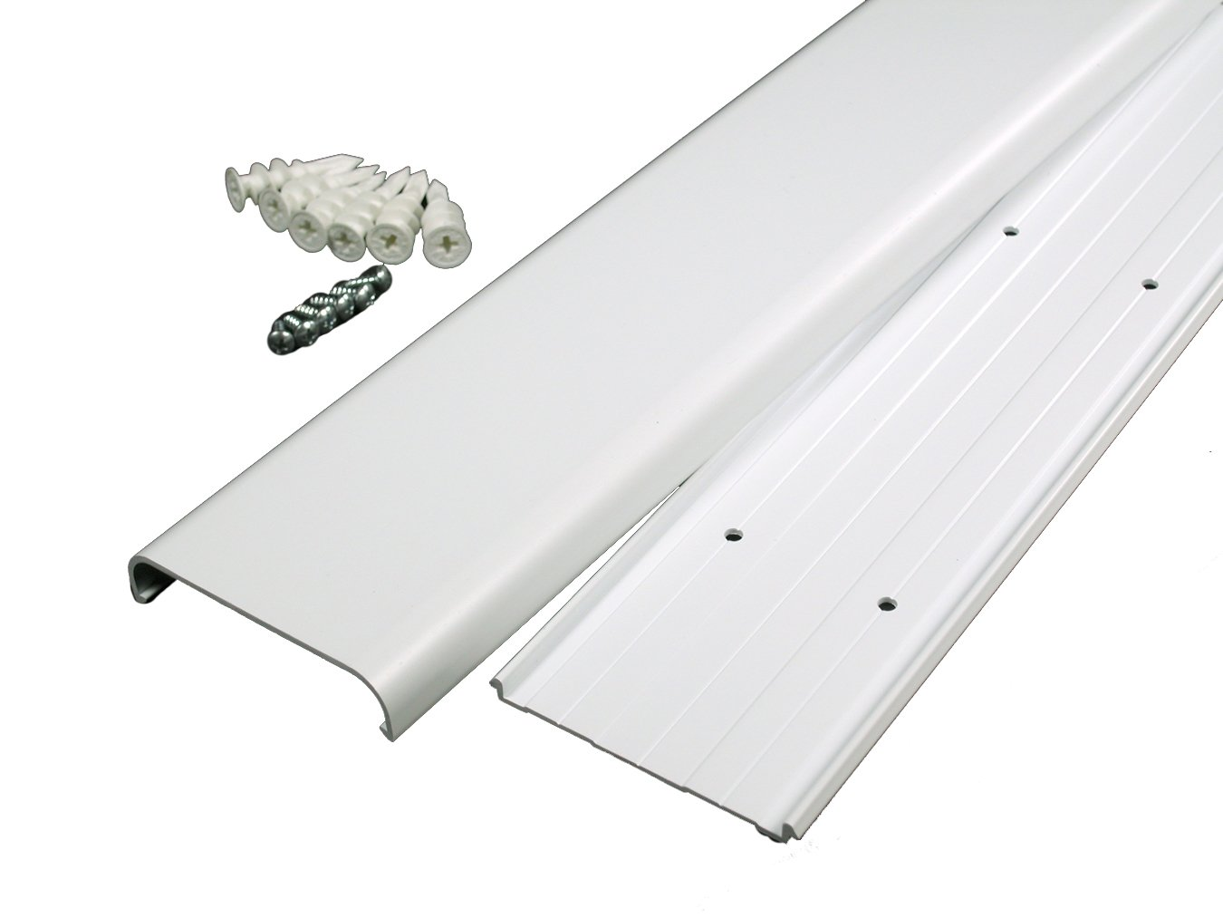Legrand - Wiremold C30 Flat Screen TV Cord Cover, White