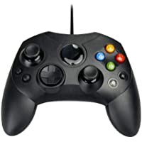 QUMOX 1x Wired Gamepad Controller for Xbox Classic,not Compatible with Xbox360 and Xbox one