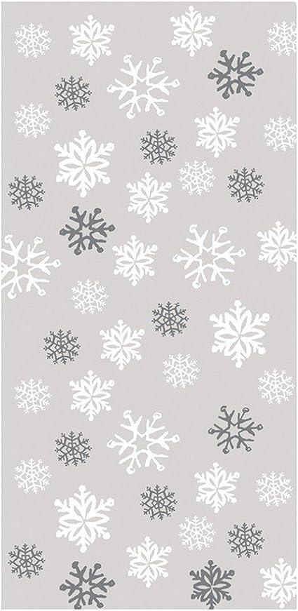 20 x forma de cono de Frozen Copos de Nieve Navidad Violonchelo Bolsas Bolsas Fiesta Favor Dulces