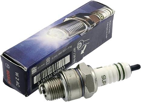Zündkerze Bosch W2ac B9hs Für Simson Schwalbe M541 1 Kfr 3 7 Ps Auto