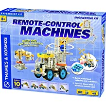 Thames & Kosmos Remote Control Machines