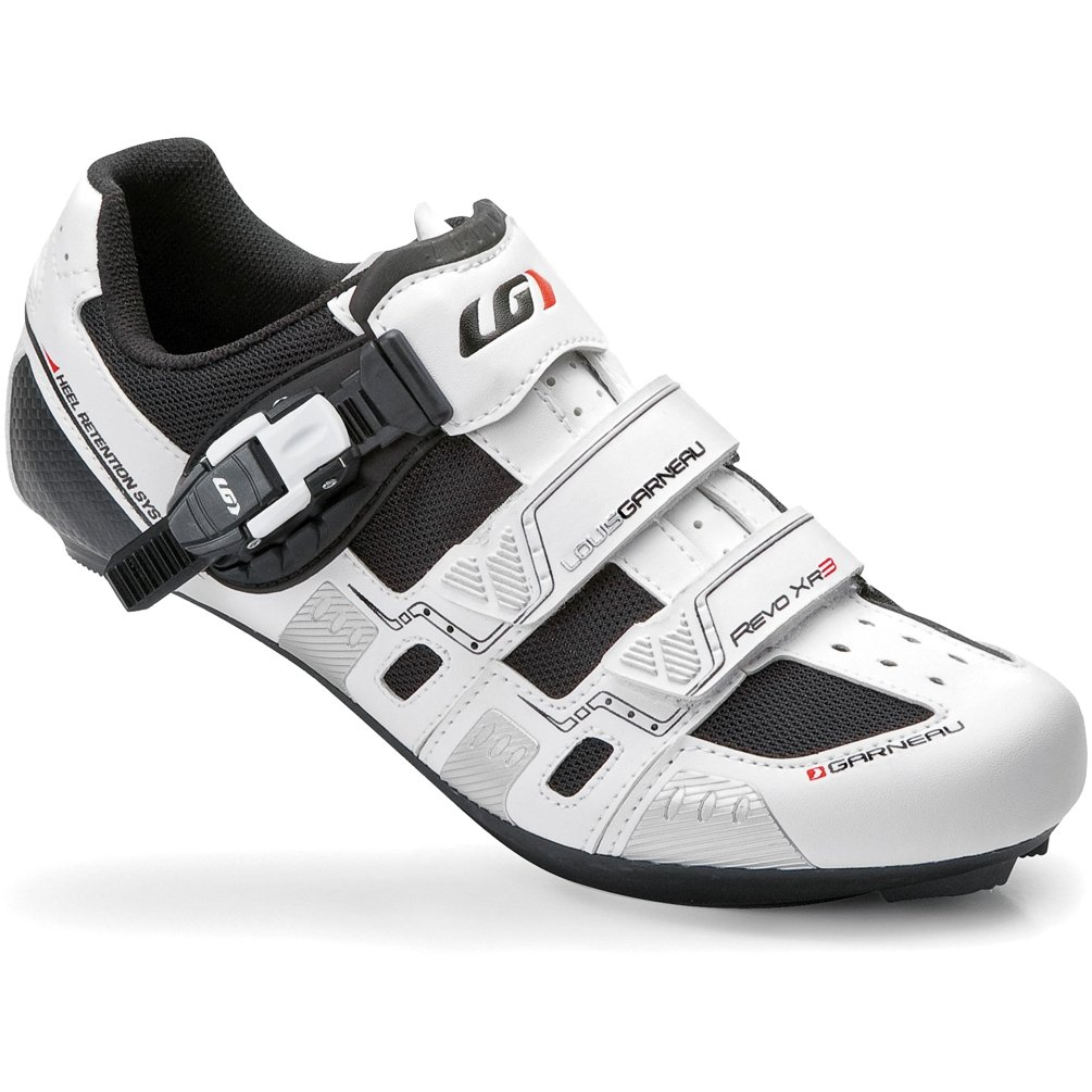 Louis Garneau Women's Revo XR3 Road Cycling Shoes Black-37
