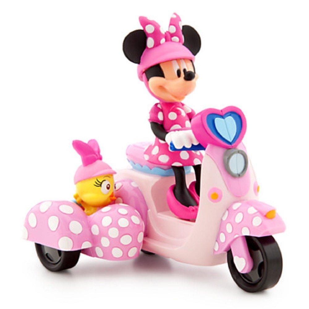Amazon.com: Disney Minnie Mouse hablando Wind-up Toy: Toys ...